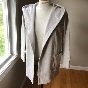 LOFT Open Front Sweatshirt